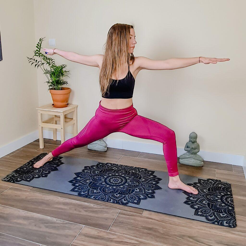 Miri Rodelgo fundadora SANKALPA Escuela de Yoga